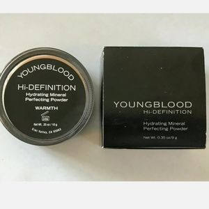 Young blood High-definition powder